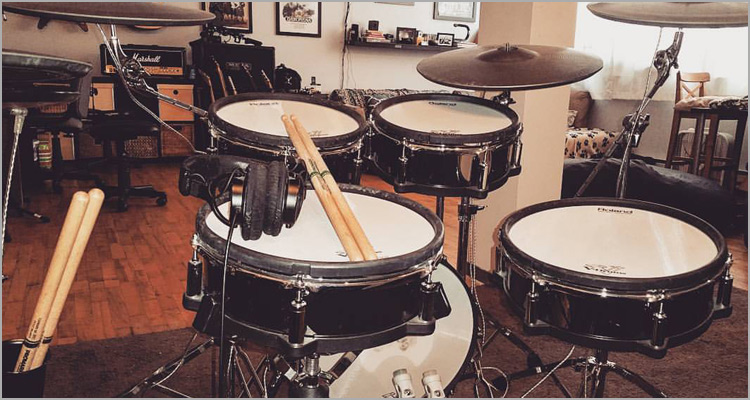 MIDI Drum Files / Loops – Tony Ortiz